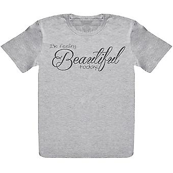 I'm Feeling Beautiful Today - Kids T-Shirt
