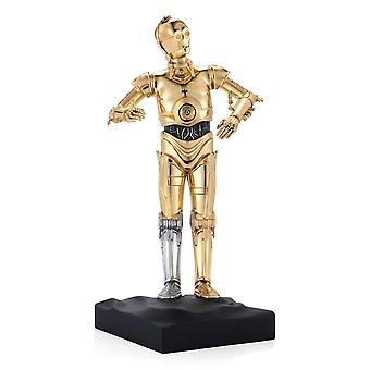 Star Wars By Royal Selangor 017927E LIMITED EDITION Gilt C-3PO Figurine