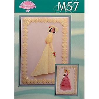 Magazine «Haute Couture» Pergamano M57