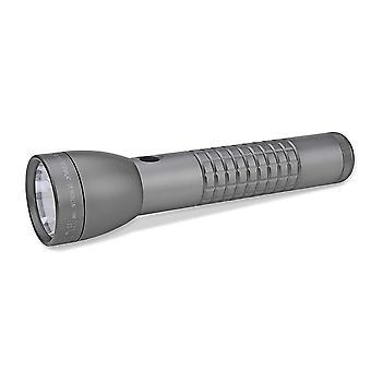 MAGLITE ML300LX, LED 2-Cell D Flashlight, Urban Gray #ML300LX-S2RJ6