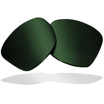 SeekOptics Replacement Lenses for ELECTRIC KNOXVILLE XL Polarized G-15 Green UV400