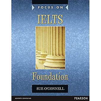 Fokusera på IELTS: stiftelsen kursboken