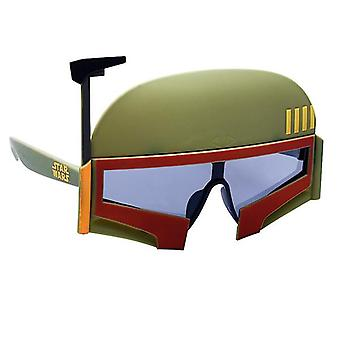 Party Costumes - Sun-Staches - Lil' Characters Star Wars Boba Fett SG3433