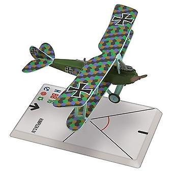 رومبلر C.IV (Luftstreitkräfte 8231): أجنحة المجد