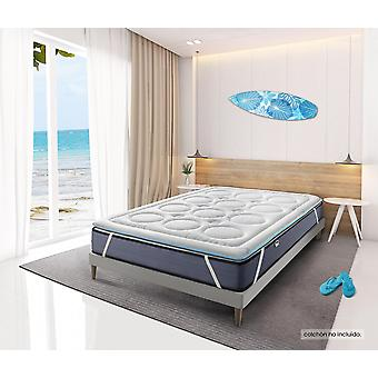 Topper Viscogel Bubble Confort de Sonno