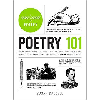 Poetry 101 by Susan Dalzell