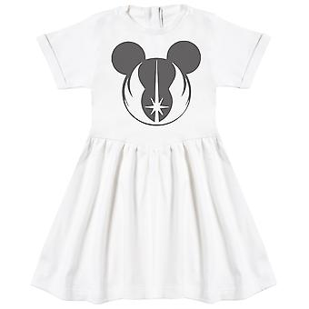 You Are The Obi Wan For Me - Baby Dress