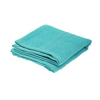 Jassz Plain Guest Hand Towel (350 GSM) (Pack of 2)