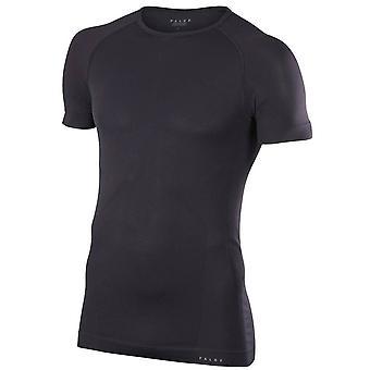Falke Short Sleeve Shirt - schwarz