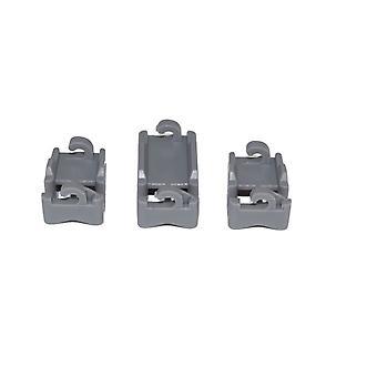 Dishwasher Roller Bearing Kit Multi Model fitting Bosch Neff Siemens x 3