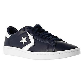 Converse Mens Breakpoint Leather Low Top Lace Up Fashion Sneakers