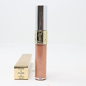 Yves Saint Laurent Glaze And Gloss Lip Gloss(Choose Your Shade) 0.2oz  New