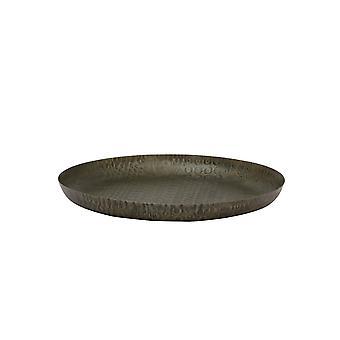 Light & Living Dish 30cm Bikso Bronze