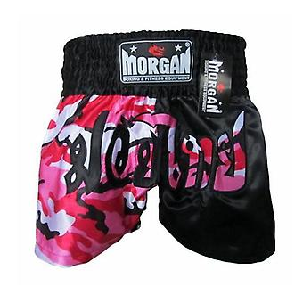 Morgan 50 50 Diabla Muay Thai Shorts