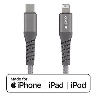 USB-C auf Lightning-Kabel, 1m