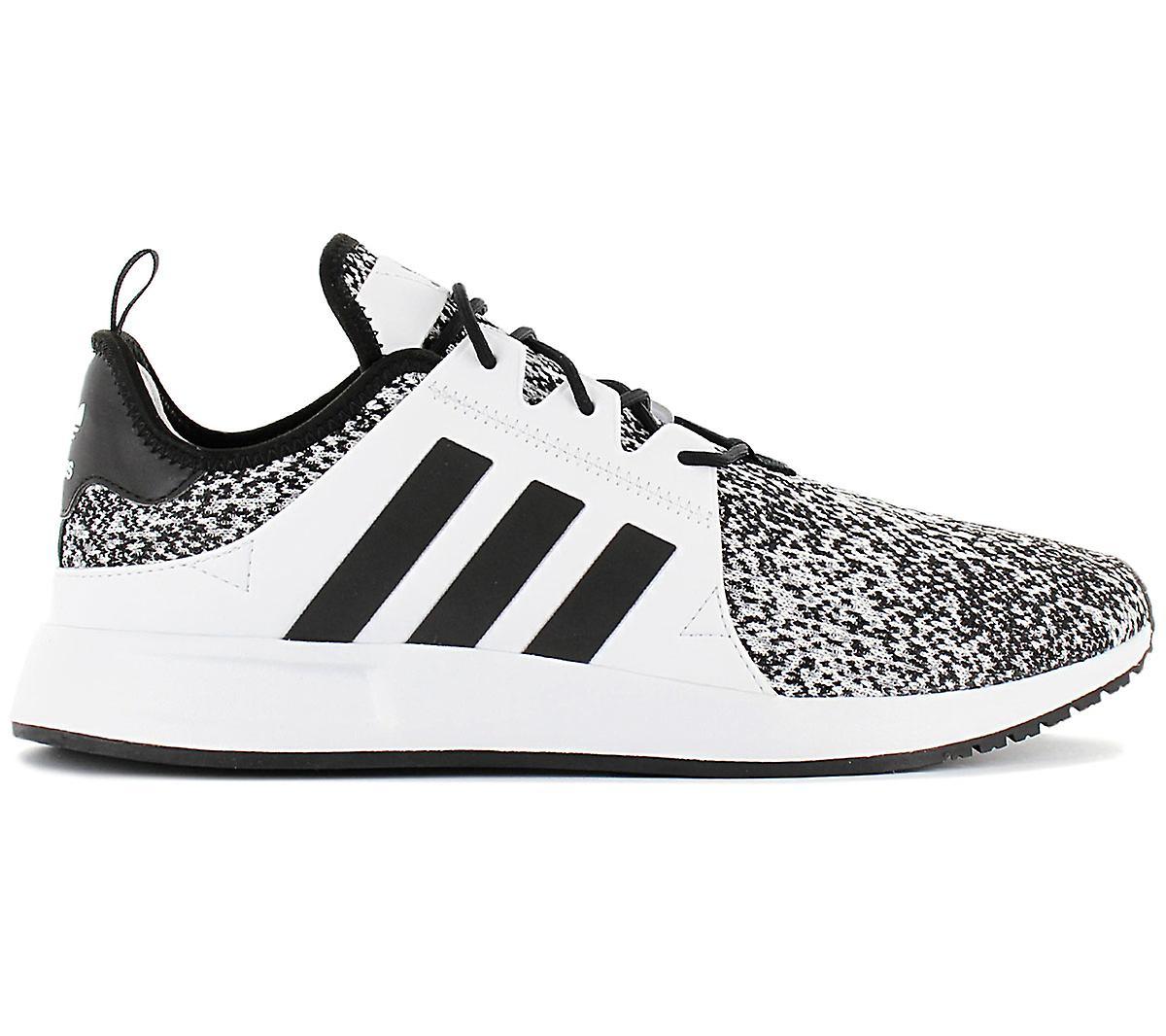 adidas Originals X_PLR B37931 - Chaussures Chaussures Pour hommes White-Black Sneakers Sports Shoes