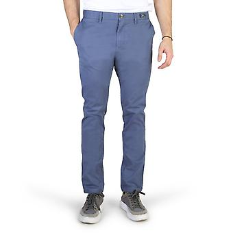 Tommy hilfiger men's trousers blue mw0mw00104