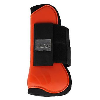 QHP Orange Tendon Protector (Horses , Horse riding equipment , Legs and tail , Covers)