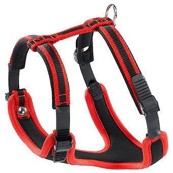 Ferplast Harness Ergocomfort Red (Dogs , Collars, Leads and Harnesses , Harnesses)
