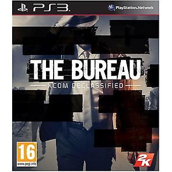 The Bureau XCOM Declassified PS3 Game