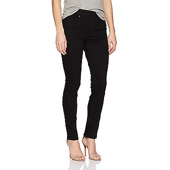 Levi's Women's Pull-On Jeans, Dark Black, 31 (US 12), Dark Black, Size 12.0