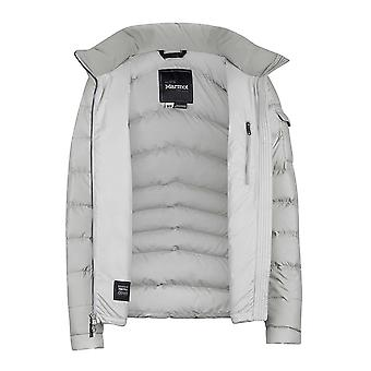 Marmot Women's Ithaca Down Puffer Jacket, Fill Power 700, Glacier Grey ,Medium