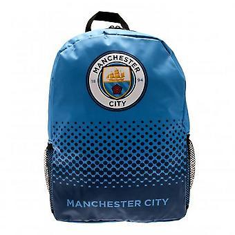 Mochila de design do Manchester City FC Fade