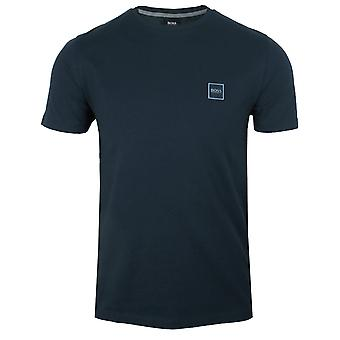 Hugo boss men's navy tales t-shirt