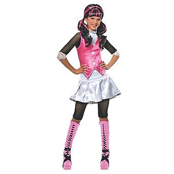 Monster High Childrens/Kids Draculaura Costume