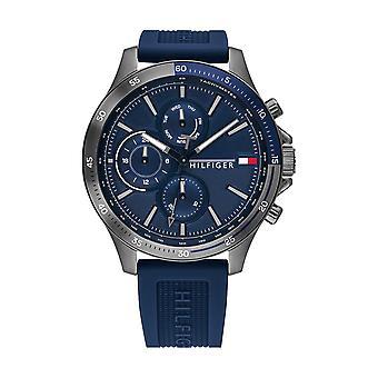Tommy Hilfiger Horloge Horloges 1791721 - Mannen BANK Horloge