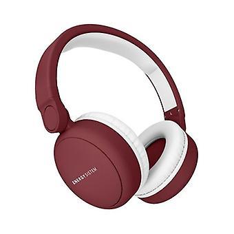 Casque Bluetooth avec Microphone Energy Sistem 445790 Rouge