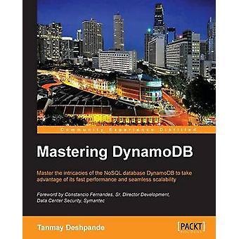Masterización Dynamodb de Deshpande & Tanmay