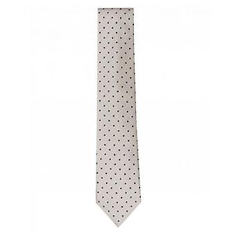 BOSS Polka Dot Silk Tie