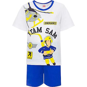 Fireman sam boys pyjama set