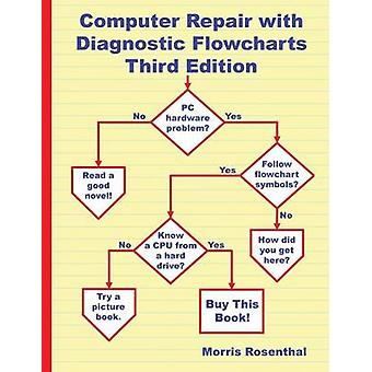 Computer Repair with Diagnostic Flowcharts Third Edition Troubleshooting PC Hardware Problems from Boot Failure to Poor Performance by Rosenthal & Morris