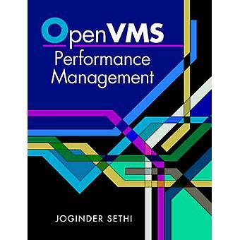 OpenVMS Performance Management by Sethi & Joginder