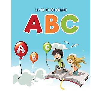Livre de coloriage ABC by Kids & Coloring Pages for