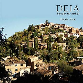 Deia Paradise for Artists by Zak & Fran