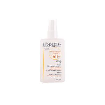 Bioderma Photoderm Mineral Spf50+ Fluide Très Haute Protection 100 Ml Unisex