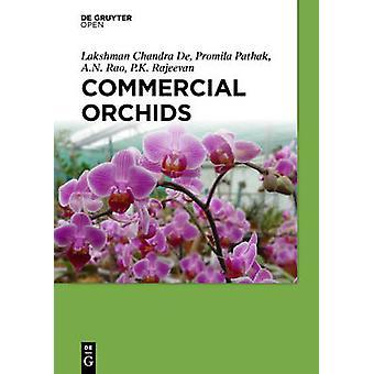 Commercial Orchids by Chandra De & Lakshman