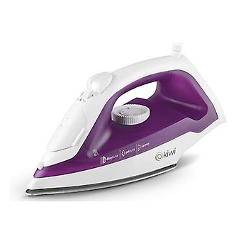 Steam Iron Kiwi KSI-6305 220 ml 1600W Stainless steel White Purple