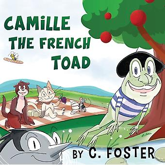 Camille The French Toad by C Foster