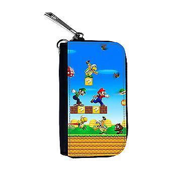 Super Mario Car Key Case