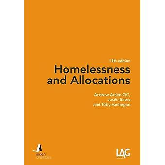 Homelessness and Allocations by Andrew Arden - 9781912273027 Book