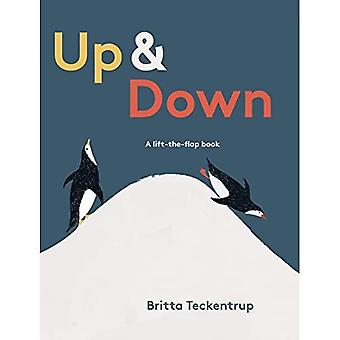 Up & Down: A Lift-The-Flap Book