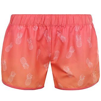 Hot Tuna Womens Swim Short Shorts Bottoms Lichtgewicht Zwemmen Badmode