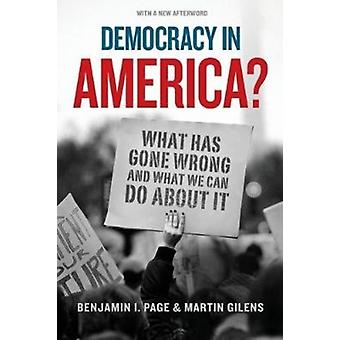Democracy in America by Benjamin I Page