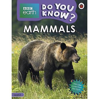Do You Know Level 3  BBC Earth Mammals