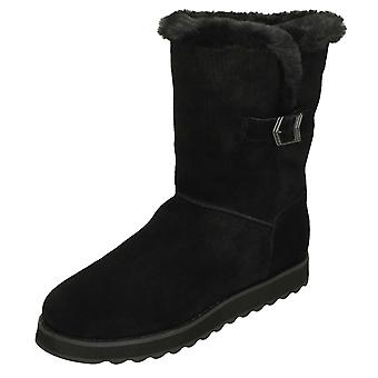 Damskie Skechers Casual Boots Keepsakes 2.0 Shivers Free 44630