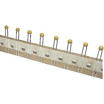 TANCAP CC4-0805N151J101A1T Ceramic capacitor THT 150 pF 100 V 5 % (W x H) 4.2 mm x 25 mm 1 pc(s)
